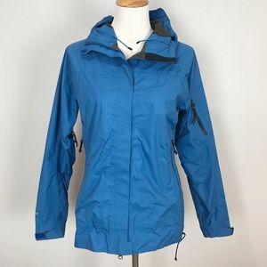 Outdoor Research Blue Aspire Rain Jacket